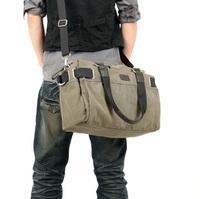 Male male shoulder bag casual bag backpack male bags handbag canvas bag travel bag