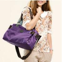 Bags women's handbag big shoulder bag messenger bag handbag cross-body casual nylon bag