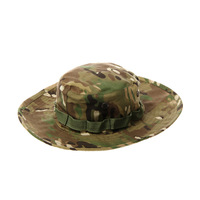 [Promotion]U.S. A-TACS/ACU/Multicam/Wooden digital/Desert/Black/SWAT Camouflage Army Military Cap Boonies Tactical hat (O-12022)