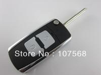 Hyundai Elantra Santa Fe Modified Flip Remote Key Shell 2 Button 10pcslot