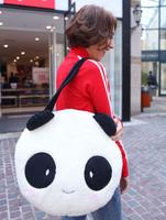 2013 women's handbag women's handbag plush bag cartoon rabbit bow shoulder bag