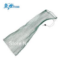 Best Selling!   Fish grey mesh fishing net  fish bags fishing tackle  +Free Shipping