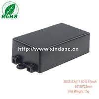 XDP04-31 plastic electronic enclosure for small plastic enclosure 65*38*22mm 2.56*1.50*0.87inch