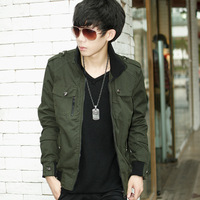 Kama SEMIR modeling 2013 autumn and winter Men men's clothing teenage jacket outerwear
