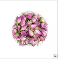 HOT  high quality Organic Rose Tea,Free Shipping,50g Pink Rose Tea Lady's Tea,Rose Bud,blooming flower tea,Anti-Aging
