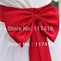 100mm (10cm) red wedding decoration ribbon craft ribbon red satin ribbon soft hand feel