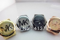 Famous Brand Fashion Steel Branded Wrist watch for Men and Women ladies rhinestone Date Calendar Watch with Logo