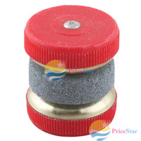 [Super Deals] Knife Sharpener Stone Abrader w  Two Grinding Wheels wholesale