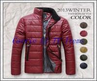 Free Shipping 50pcs/lot HOT Sale Men's Winter Coat Down Jackets Fashion Down Coat for Men