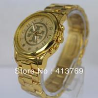 Women's Geneva Leopard watch gold color Silicone Wristwatches Quartz Ladies dress watch dropship digital time Sport Watch