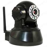 30 Mega Pixels Pan/tilt Day Night Vision 1/5 inch CMOS Wireless Robot IP Camera IPC-R6003W-IR1