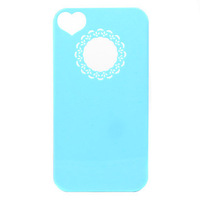 Free shipping Ultra Slim Lightweight Unique Protective Back Case Phone case  for iPhone 4 and 4S (Assorted Colors)