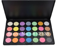 Free Shipping New 28 Colors Eyeshadow Palette Makeup Eye Shadow CS28C02