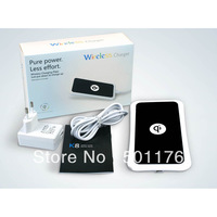 QI Wireless Charger Transmitter for Nokia Lumia 920 925 LG Nexus4 / 7 Samsung Note3 / 2  Iphone Charging Plate with USB Port
