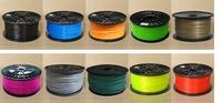 HOT SELL 1.75MM ABS Filament 1kg  for 3D  pen  3D Printer MakerBot, RepRap