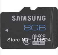 100% Original Genuine Samsung class @4  Micro SD card /TF 8gb sd Free Shipping Whole Sale