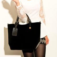 Free shipping new 2013  bag high quality fashion shaping one shoulder cross-body handbag