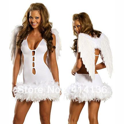 Halloween Costumes Black Angel Wings Halloween Angel Wings Costumes