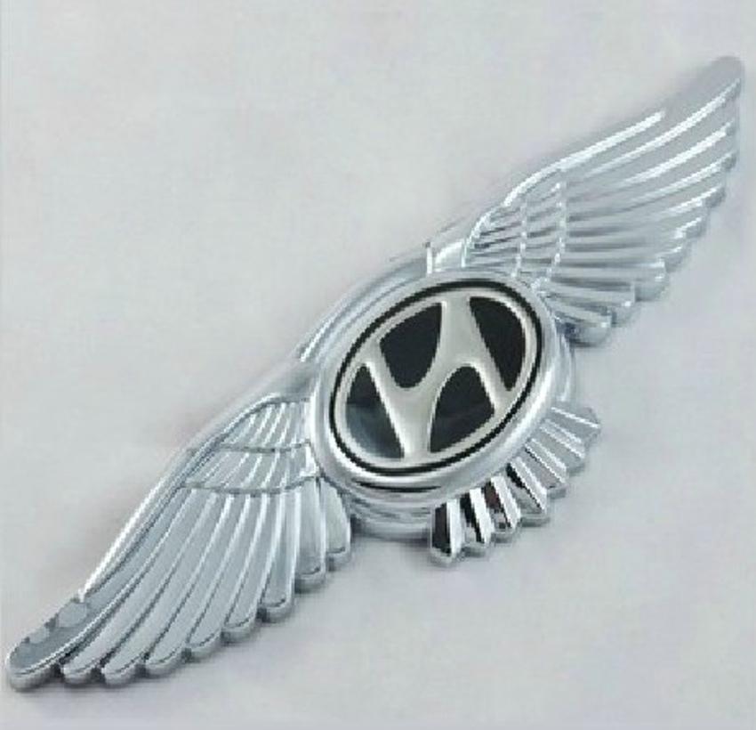 Eagle Wings 3D Car Logo  Eagle Wings Car Logo