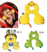 Benbat baby neck pillow u travel pillow child car safety seats kaozhen