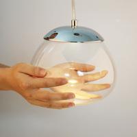 Modern Nordic American style LED pendant light restaurant lamp
