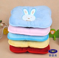 Velvet shaping pillow baby pillow newborn baby supplies baby newborn super-soft