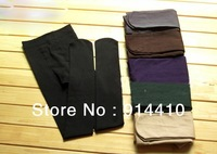 Wholesale High Quality 6 pcs/lot Colorful Sexy Womens Ladies BASIC Stretch Stirrup Stockings Pantyhose Winter Leggings
