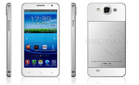 "2013 newest  Quadcore Smart phone 5.0"" HD screen  GPS Bluetooth WIFI Dual camera WCDMA 3G"