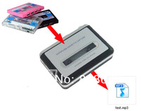 1pc new Tape to PC USB Super Cassette To MP3 Converter Capture Audio Music Player