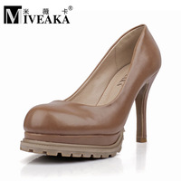 2013 fashion brief platform high-heeled shoes female shoes md23-1