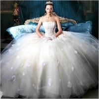 2013 new Fashion best selling Backless   Wedding Dress