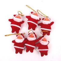 Small christmas tree hangings Christmas supplies christmas small gift