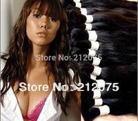 "12""-28""inches 400grams/lot/4pcs MIX length Brazilian Virgin straight human hair* Bulk hair* Remy Human Hair*Free Shipping"