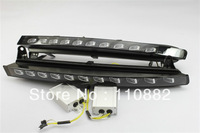 2* LED Daytime Running for  Audi  Q7(2009-2012)  free shipping good quality