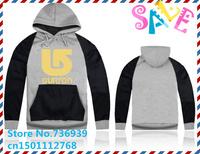 Online Stock Brand Burton Cheap Free Shipping Korean Fashion Jacket Men Coat Cotton Man Winter Hoodie Men Plus Size Jacket