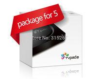 TVpad3 M358 V4.08 Built in wifi SET TOP BOX 100% Free Shipping 5set/lot