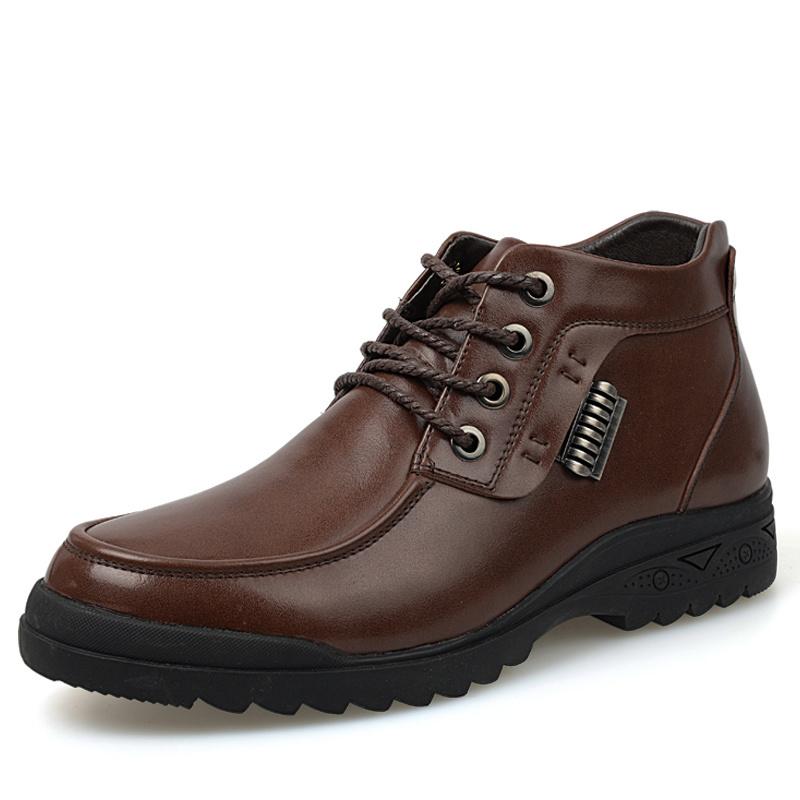 aliexpress popular mens winter dress boot in shoes