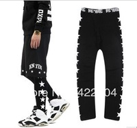 Fashion street pyrex vision cross elastic legging trousers lovers design gvc