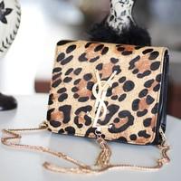 Fashion y 2013 hardware tassel bag horsehair women's handbag one shoulder cross-body chain bag
