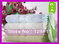 free shipping Bamboo fibre bath towel newborn  baby big towel 100% soft cotton towel children magic towel