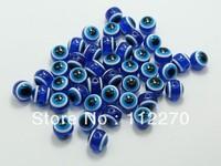 200PCS 8MM plastic eyes for toys DIY string of acrylic eyes