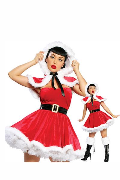 free shipping Fun Women christmas installation masquerade party hat ...