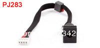 Laptop DC Power Jack Socket Wire Harness PJ283 for Toshiba Satellite L300