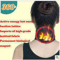 free shipping,neck brace, ms tomalin, spontaneous hot, warm, breathable, windproof, magnetic therapy, cure cervical spondylosis