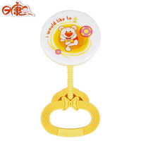 Baby rattles 1 - 3 years old baby puzzle early learning toy handbell baby toy