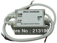 DHL Free Shipping 5pcs/lot constant voltage  Led strip DMX512 decoder/DMX 512 Driver,3CH*2A