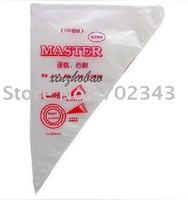 Medium size, Plastic Cake Pastry Bags,Cake decorations Tools,Baking bags,100 pcs/lot