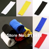 1Pc New Cool Men's Men Solid Color Plain Antiskid Arm Hand Sleeve Elbow Brace Stretch Elbow Pad