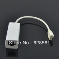 High Speed real 2.0  Micro USB Ethernet 10/100 RJ45 Network Lan Adapter cable