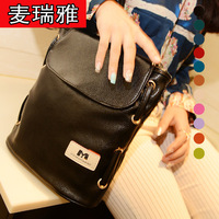 2013 women's handbag vintage bucket bag candy  one shoulder cross-body messenger bags
